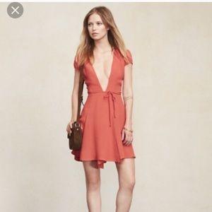 Reformation Raquel Dress Size 0